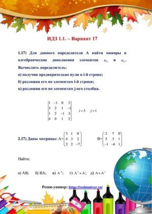 Зд-idz 1.1_V-17 Рябушко